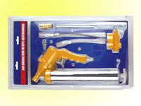 6pcs Air Grease Gun Kit