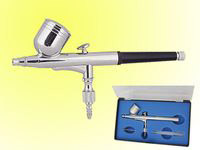 Double action Airbrush tanning / tattoo kit