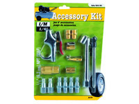 17pcs Compressor Pneumatic accessories kit