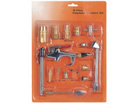 18pcs Air Pneumatic accessories kit