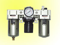 Professional Air Filter, regulator & Lubricator